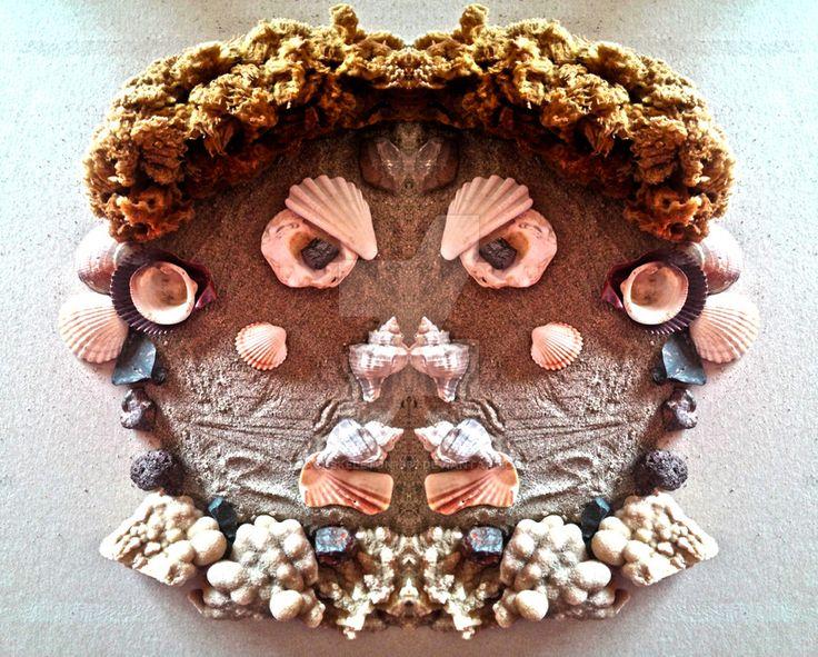 Sea Mask by Jackskeleton1987.deviantart.com on @DeviantArt