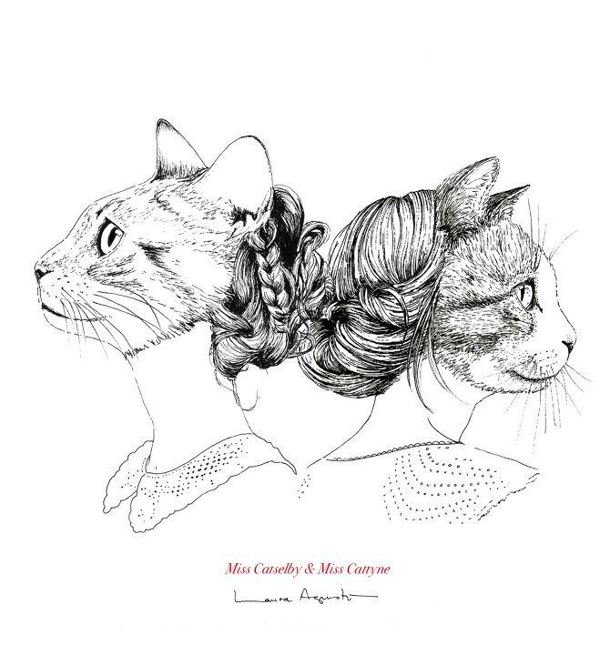 Animal Couples - Laura Agustí