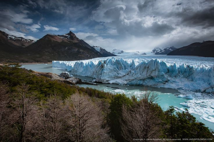 The Perito Moreno Glacier | Patagonia | Argentina | Landscape | Travel | Nature | Mountains