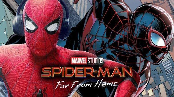 Regarder Spider Man Far From Home Streaming Vf 720p Spiderman Marvel Spiderman Movie Teaser