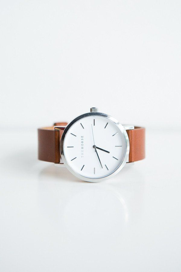 A stunning new watch discovery: beautifully simple design from a small Australian company. Strap is Italian leather and movement is Japanese quartz. Check out the other designs here and The Horse here.