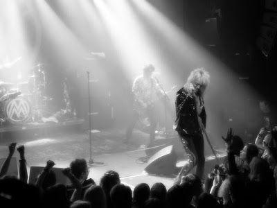 #rockphotography my concert photography: Michael Monroe toi kesän: ice cream summer 2018