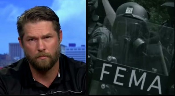 Navy SEAL Ben Smith Drops Bombshell… Says Government Is CREATING Conditions To Impose MARTIAL LAW