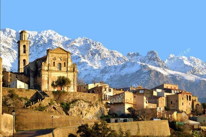 Montegrosso, Balagne Corse