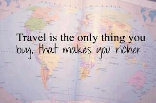 ...so true!: Life Quotes, Travel Tips, So True, Truths, Travelquotes, Places, Things, Quotes Travel, Inspiration Travel Quotes