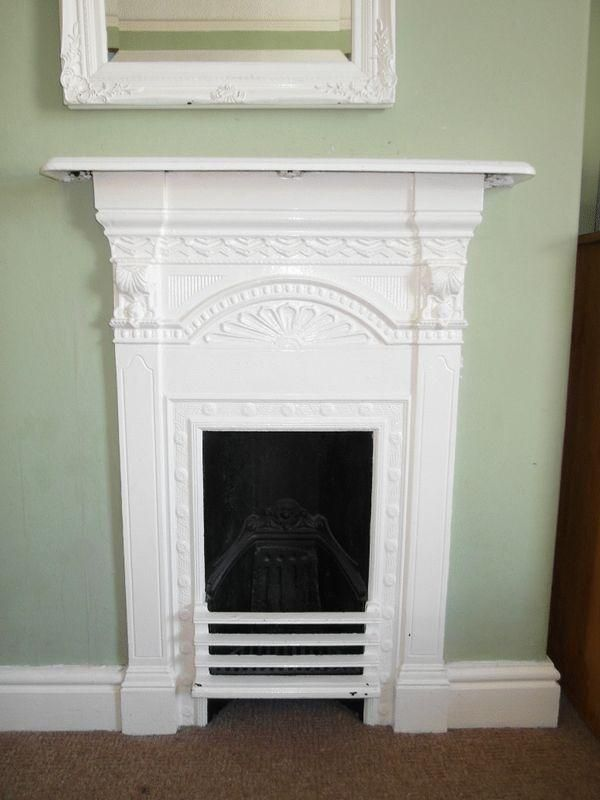 1000 Ideas About Cast Iron Fireplace On Pinterest