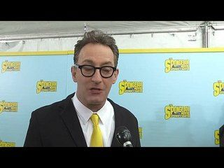 The Spongebob Movie: Sponge Out of Water: Tom Kenny Premiere Interview --  -- http://www.movieweb.com/movie/the-spongebob-movie-sponge-out-of-water/tom-kenny-premiere-interview
