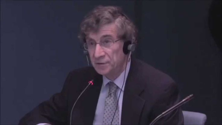 Ronald Goldman testifies on circumcision trauma at historic PACE hearing