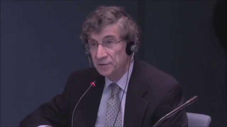 Ronald Goldman testifies on circumcision trauma at historic PACE hearing