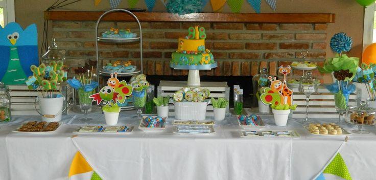 Cumples Tematicos: Cumpleaños tematico de Baby Tv