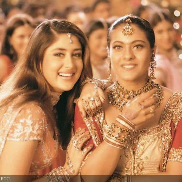 Kareena Kapoor and Kajol - Kabhi Khushi Kabhie Gham (2001 ...