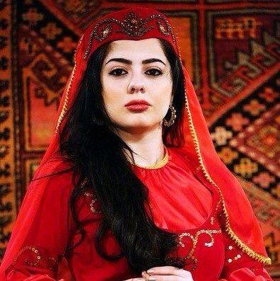 Azarbayjan Girl