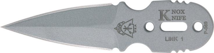 TPKNOX01 - Couteau de Cou TOPS Knox Knife
