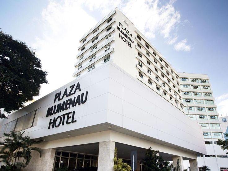Booking.com: Plaza Blumenau Hotel , Blumenau, Brasil - 933 Opinião dos hóspedes . Reserve já o seu hotel!