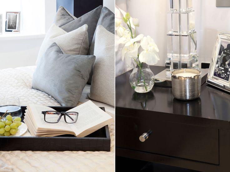 Luxury Bedroom Interior   JHR Interiors