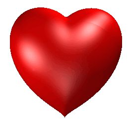 Beating heart gif to illustrate your love. For more information visit on this website http://bestanimations.com/Signs&Shapes/Hearts/Hearts.html.