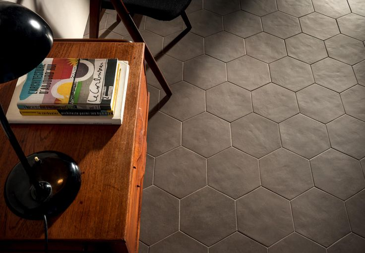 Ceramiche Caesar | ONE, porcelain stoneware with terracotta and cement effect