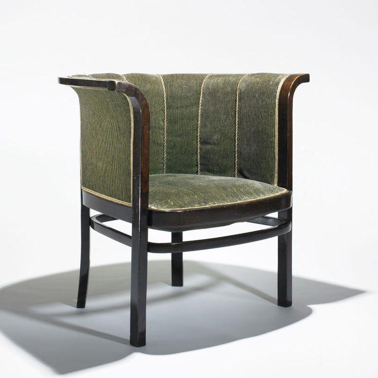 1stdibs.com   armchair by Marcel Kammerer