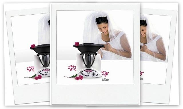 Agora, para além de garantir que na sua nova casa vai haver sempre tranquilidade na cozinha e felicidade à mesa, a Bimby acrescenta ainda uma oferta muito especial aos noivos! - https://www.facebook.com/BimbyThermomixBrasil?ref=hl