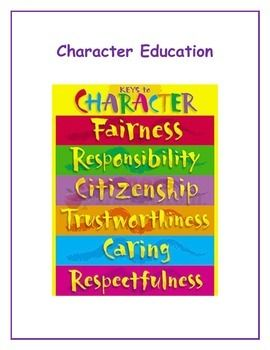the best pillars of character ideas pillars 6 pillars of character detailed description of each one8 essay questions aligned 6 pillars