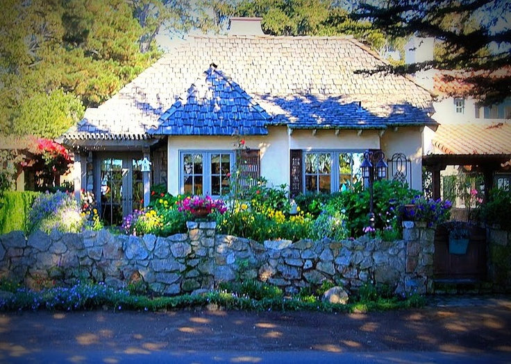 Carmel By The Sea On Pinterest The Cottage Cottage In And Storybook