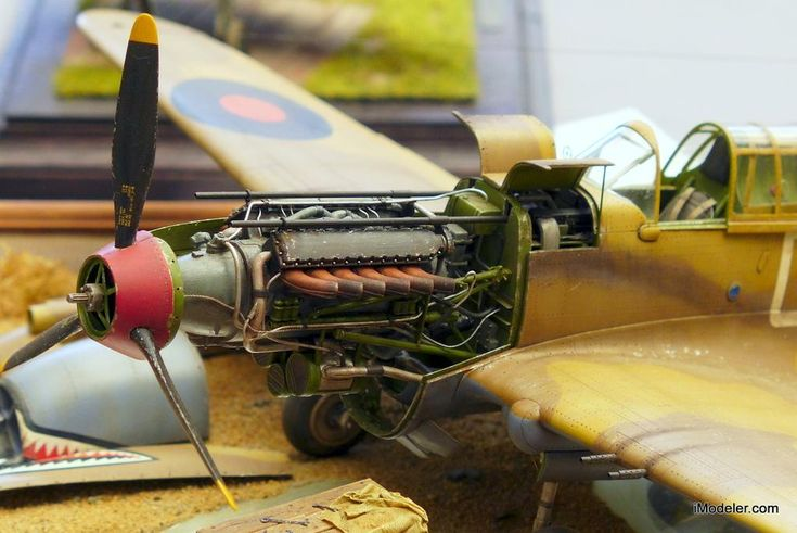By Editor — Here's the second gallery of 1/48 and larger scale aircraft models (propeller classes) at the 2016 Moson Model Show. Feel free to comment on and discuss your favorites....