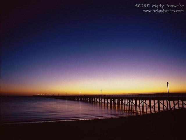 Hervey Bay sunrise