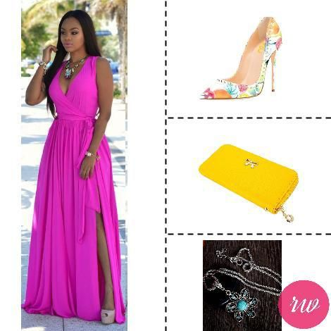 Cute Weekend Outfits - Bright Pink www.rosyweekend.com