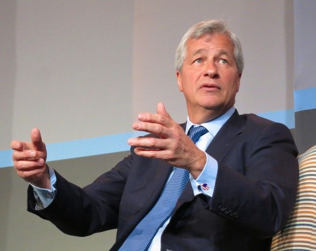 James Dimon on J.P Morgan Forecast