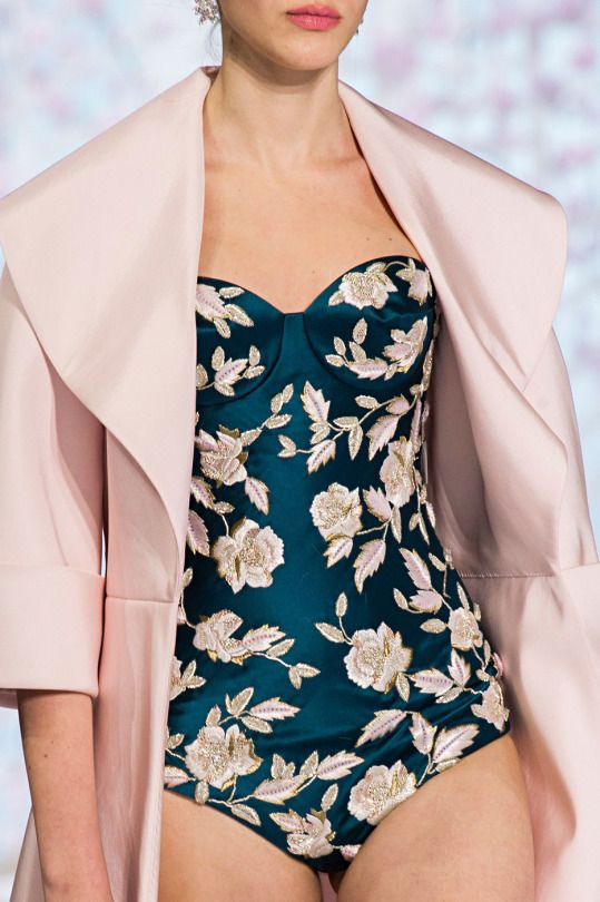 Details at Ralph & Russo Couture Spring 2016