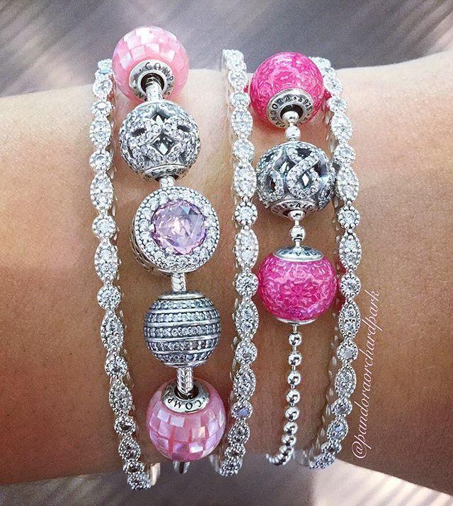 Pandora essence charms