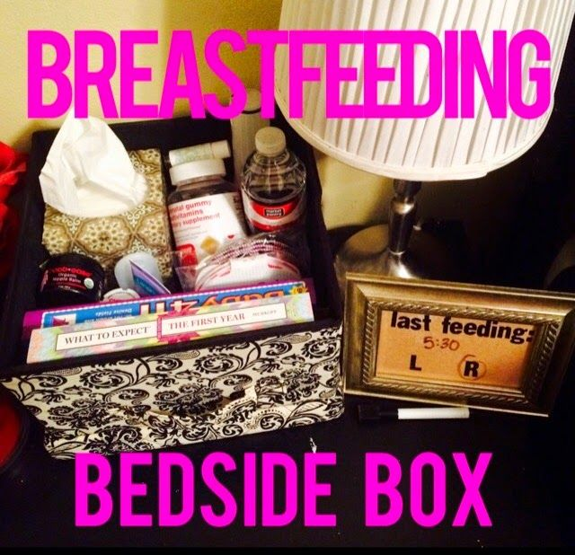 Little One: What to Buy for a Breastfeeding Bedside Box #mommy #blog…