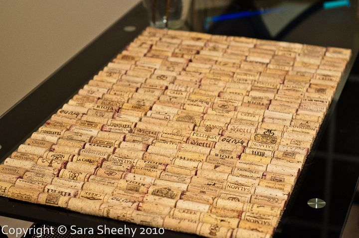 17 best images about gifts on pinterest golf gift for Wine cork welcome mat