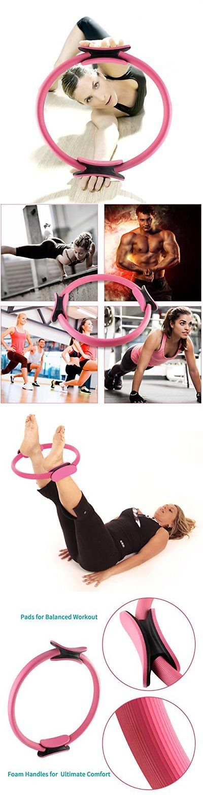 Pilates Rings 179808: Pilates Ring Pilates Circle Fitness Circle Pilates Resistance Ring Pilates Ma... -> BUY IT NOW ONLY: $30.72 on eBay!