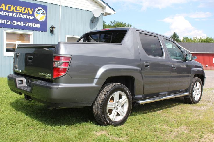 """The Ridgeline is a 4WD crew-cab pickup truck for people who don't want a 4WD crew-cab pickup truck. That statement may not make the best sense but it's meant to illustrate the attraction the Ridgeline has to the """"less typical"""" pickup buyer."""