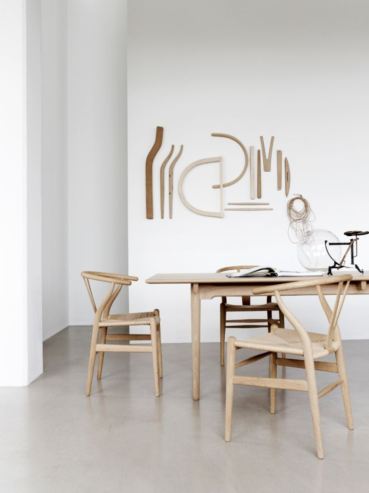 Wishbone Chair Carl Hansen | Milan Design Week, iSaloni 2015, Milano, Fuorisalone