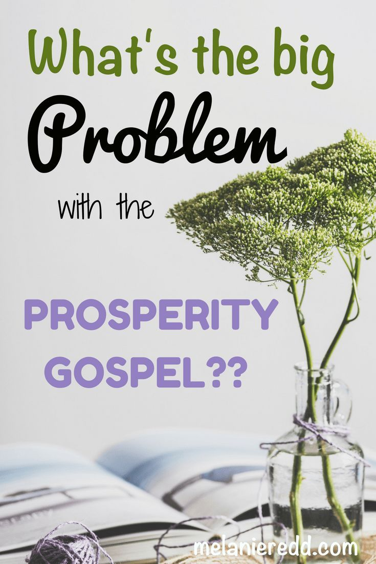 What's the Big Problem with the Prosperity Gospel? #prosperity #prosperitygospel #prayer #joelosteen