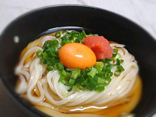 うどんが世界一大好きなんです♪ - 97件のもぐもぐ - ころ明太子うどんby石丸製麺さんの麺で。 by udondara