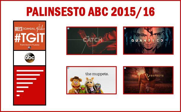 ABC annuncia le date di tutte le serie tv autunnali. I Muppets partiranno il 22 settembre al martedì e...