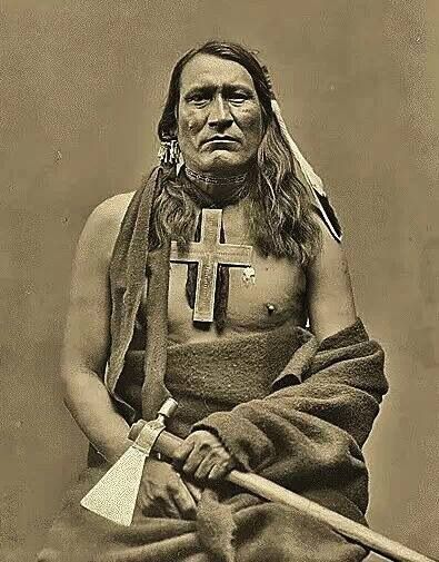 Wooden Leg. 1880. Participated in the battle of Little Bighorn.