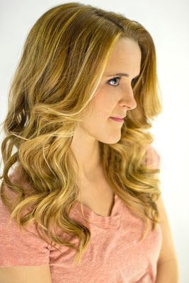 Hair and Make-up by Steph: Video Tutorial - Victoria's Secret Curls