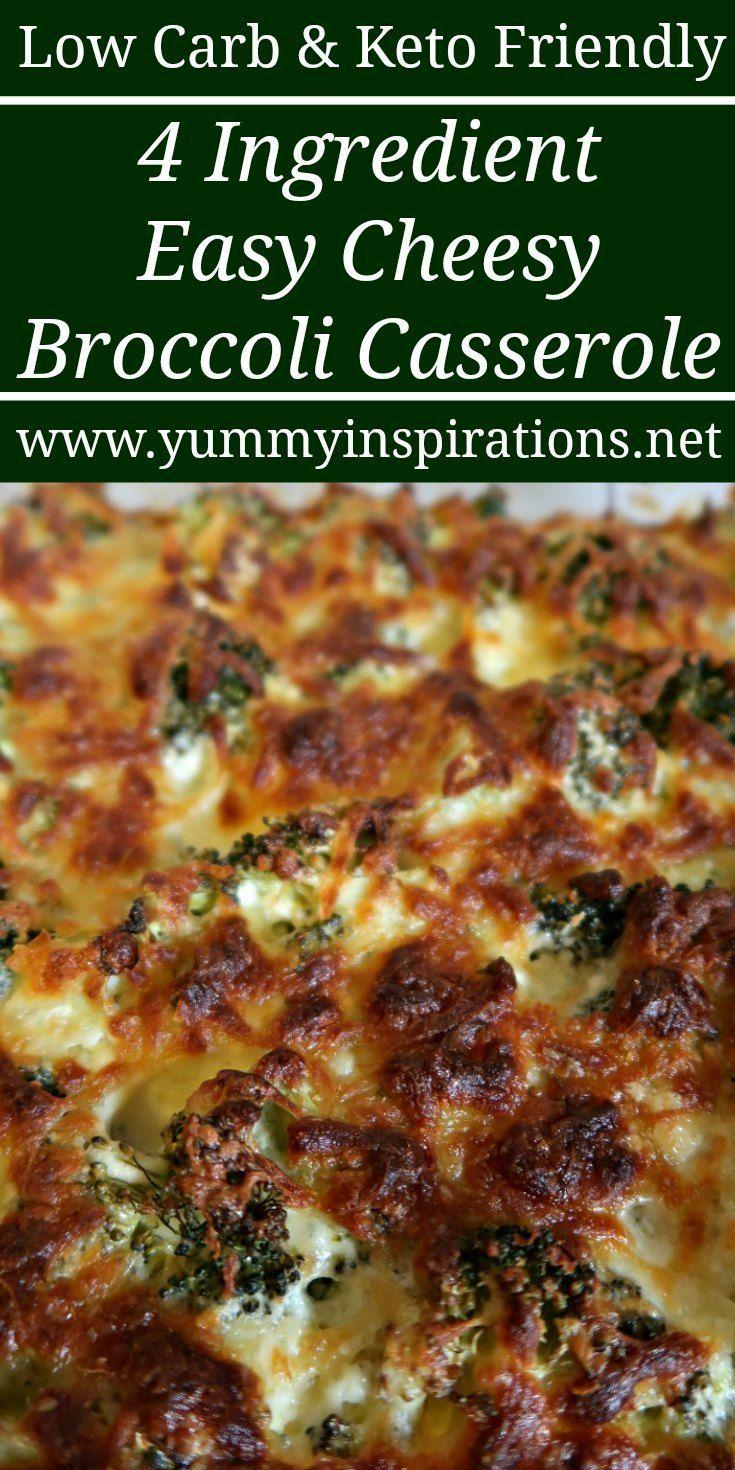 Keto Broccoli Casserole Recipe – Einfache Low Carb…
