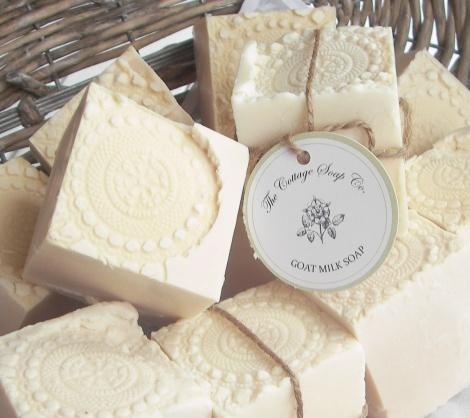 Goat Milk Soap - geitenmelk zeep