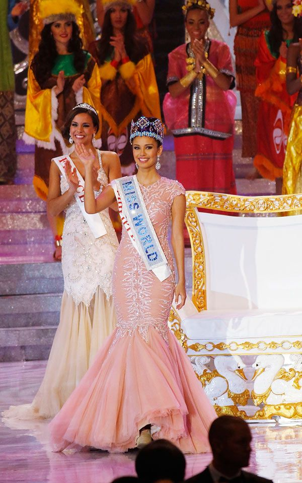 Megan+Young:+US-Born+Miss+Philippines+Crowned+Miss+World 2013
