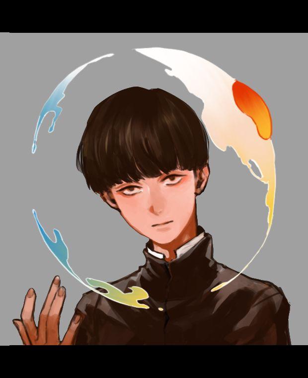 Mob Psycho 100   Kageyama Shigeo