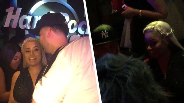 Blac Chyna: My Birthday Party's Between a Rock and A Hard Place! (TMZ TV)