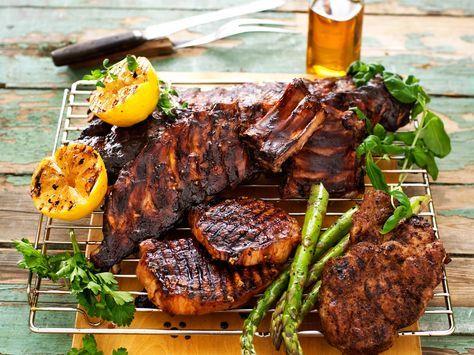 Vilken temperatur ska köttet ha? | Köket.se