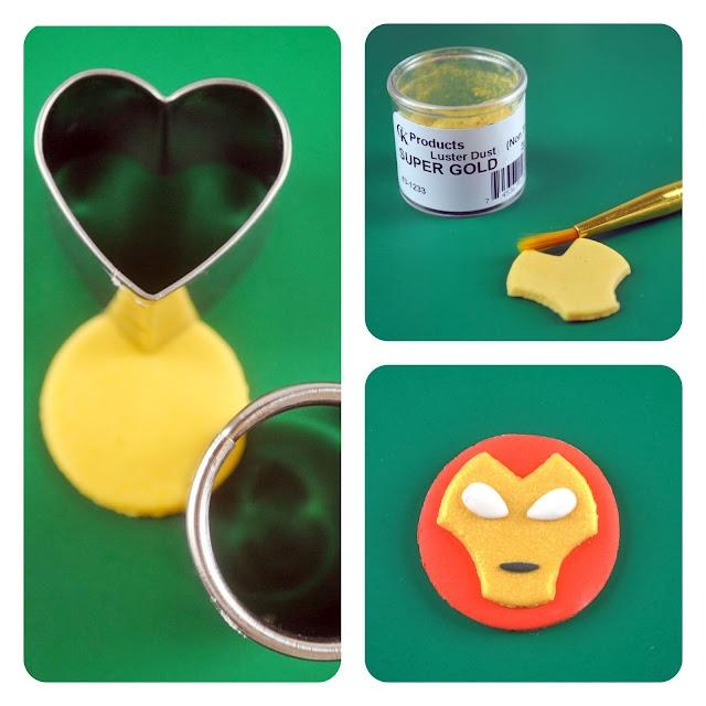 How to Make Avengers Cupcakes