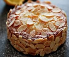 Fresh Lime Almond Torte {Thermomix}