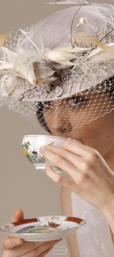 High Tea, somewhere fancy... :D